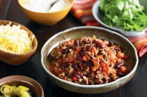 Chilli con carne – Receta sencilla de preparar