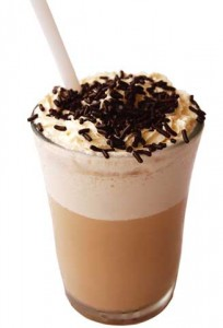 Frapuccino de Chocolate