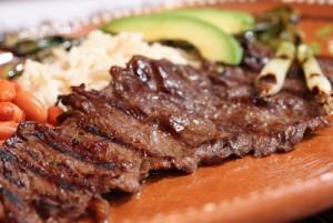 Como preparar la carne asada