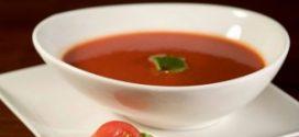 Crema de tomate casera – Receta fácil