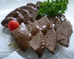 Como preparar el h gado de res receta f cil recetas de for Cocinar higado