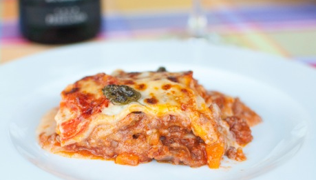 Cómo preparar Lasagna bolognesa (Receta Fácil)