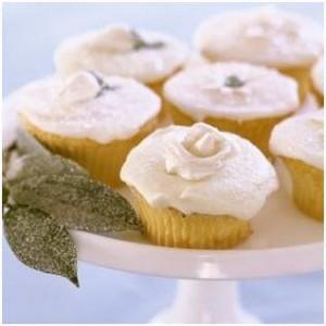 Mini tartas de crema de limón