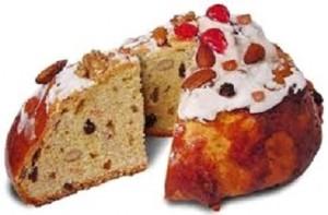 Pan dulce de panaderia