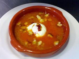 Como hacer la sopa de ajo (Receta fácil)