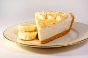 Como hacer una Tarta de galletas y plátano