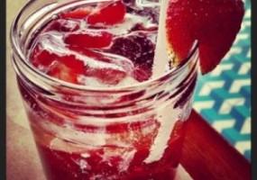 Como preparar vino espumoso con fresas